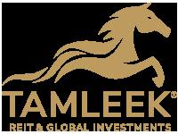 Tamleek footer logo