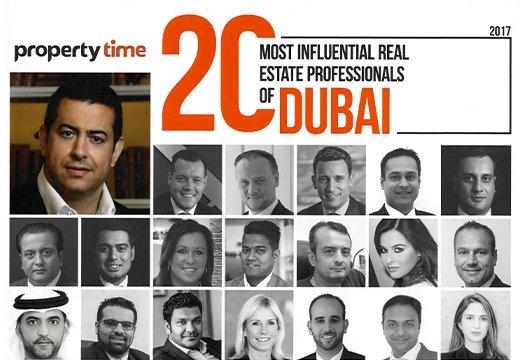 influential real estate professionals of Dubai